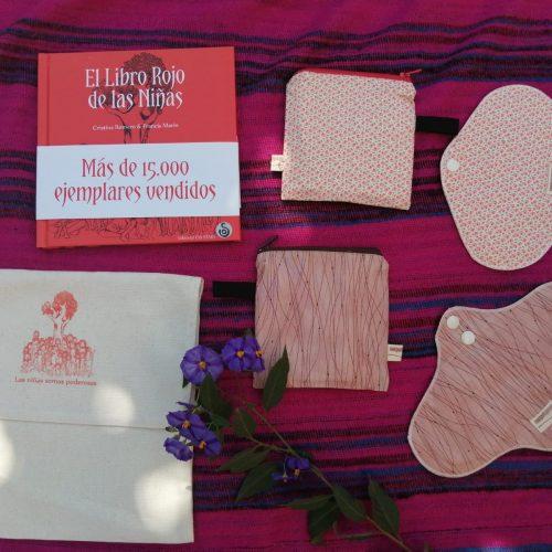 Pack 2 Celebrando la Menstruación