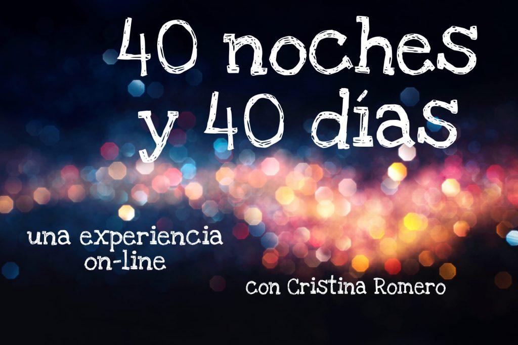 40 noches y 40 días
